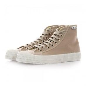Novesta Star Dribble Platan Canvas Hi Top Shoes 729337