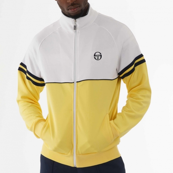 Orion Track Top Yellow