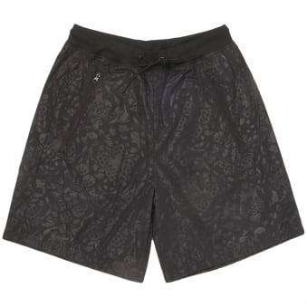 Adidas Originals Ornamental Block Black Shorts CF5327
