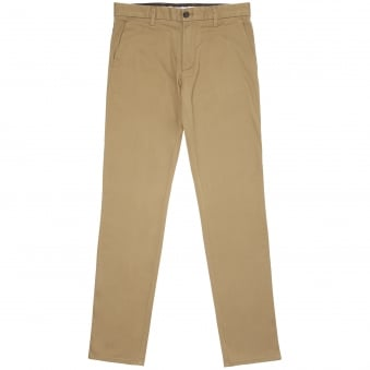 P15 Tapered Stretch Cotton Chinos