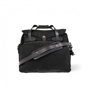 Padded Computer Bag - Black