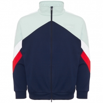 Navy Palmeston Track Top