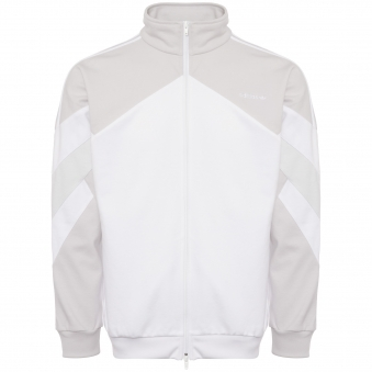 White Palmeston Track Top