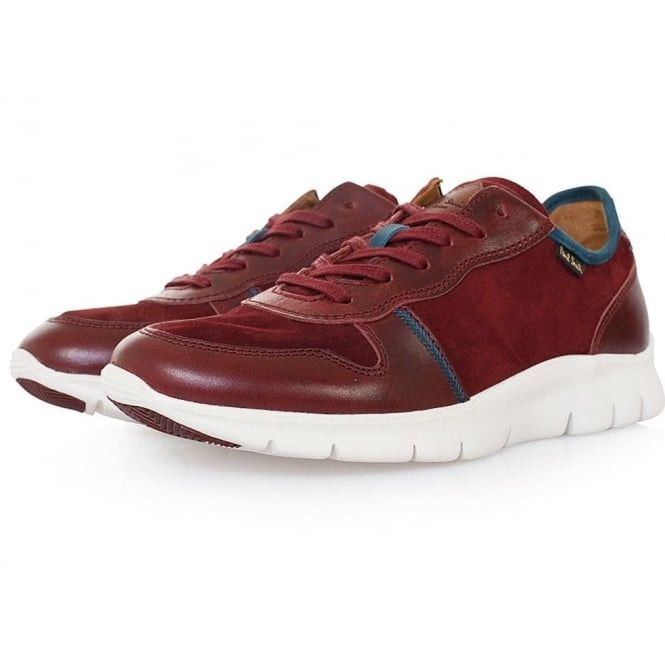 Paul Smith Shoes Paul Smith August Bordeaux Shoes SNXG-P200-OXF