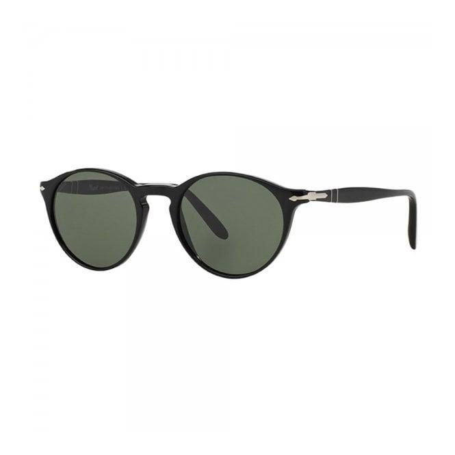Persol PO3092SM Black Polarized Sunglasses 0PO3092SM