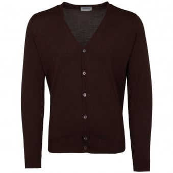 Chestnut Petworth Cardigan