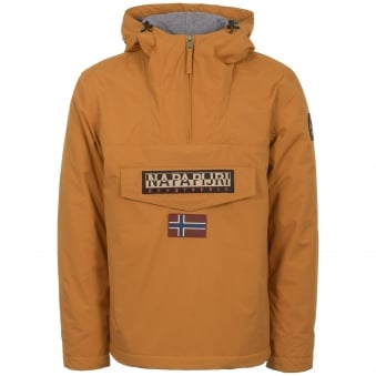 Ochre Rainforest Winter Jacket
