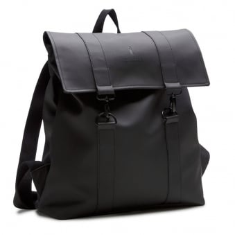 Rains MSN Black Bag 1213