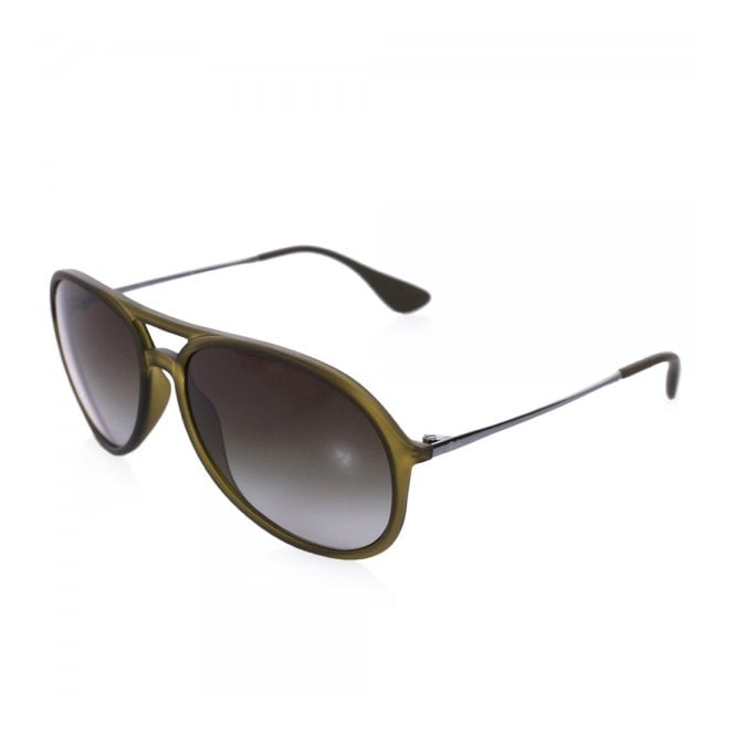 Ray Ban Alex Green Sunglasses 0RB4201-60747Z