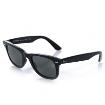 Ray Ban Original Wayfarer Classic Black Sunglasses 0RB2140-901