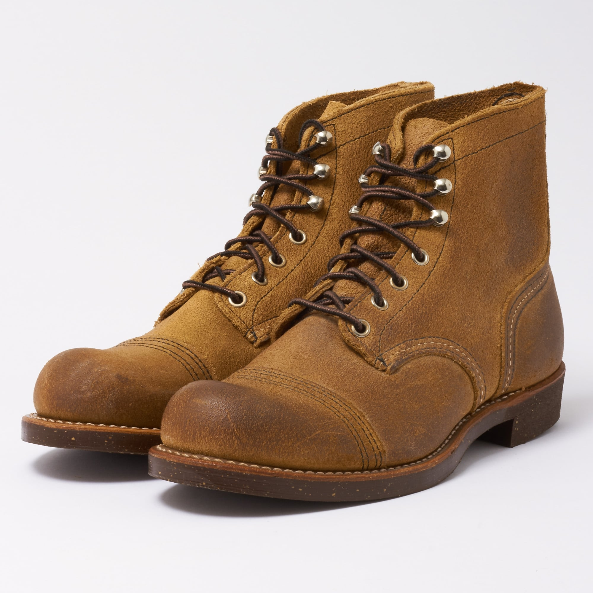red wing shoes leather boots footwear