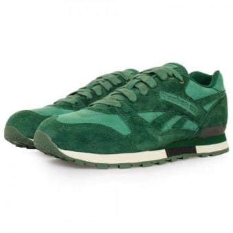 Reebok Classic Phase II BC Dark Green Shoes V63504