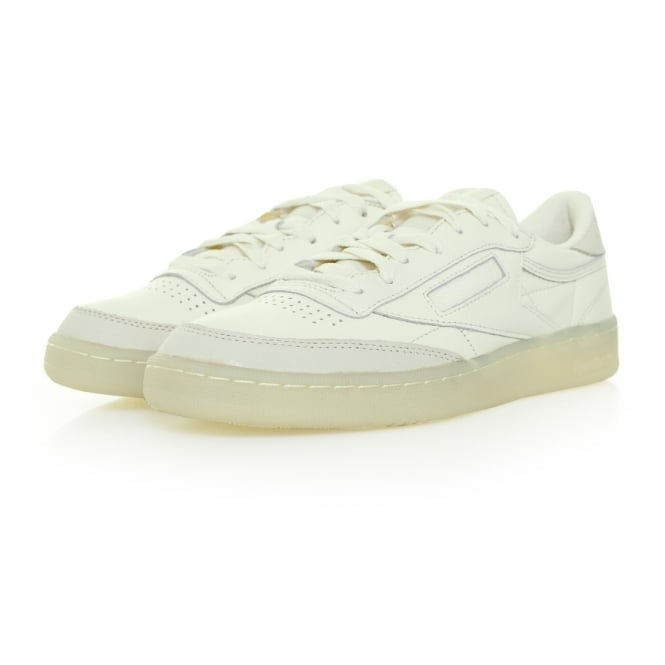 Reebok Club C 85 Butter Soft Leather Shoe AR1423