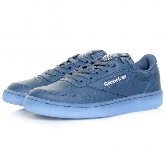 reebok club c85 ice blue shoe. Black Bedroom Furniture Sets. Home Design Ideas