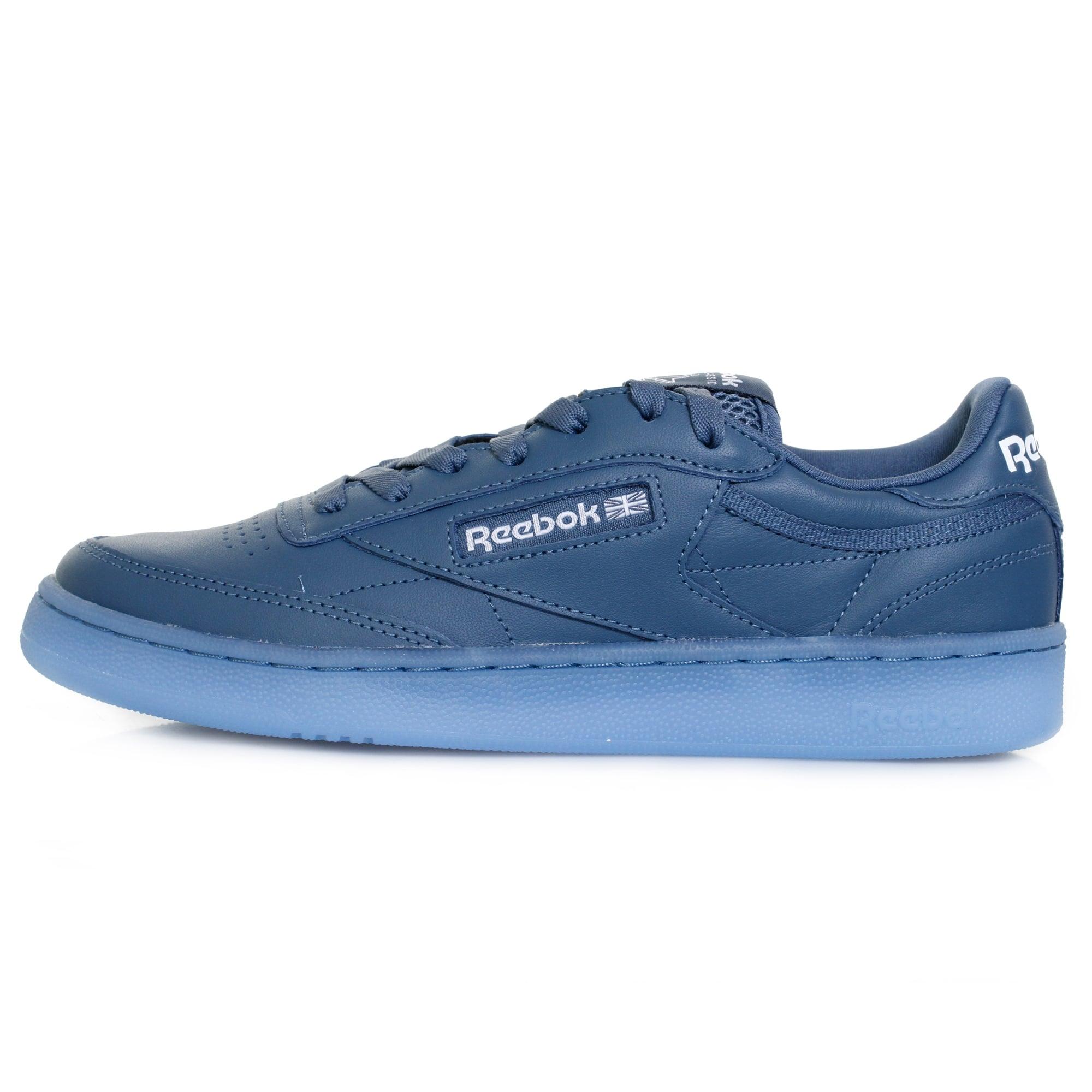 070c8d1185a Reebok Club C85 Ice Blue Shoe BD1672