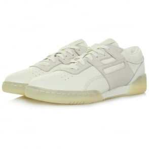 Reebok Workout Lo Clean Butter Soft Washed yellow shoe AR1421