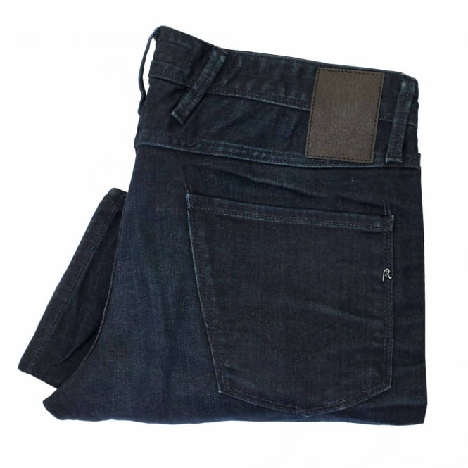 Replay Jeans Replay Anbass Indigo Denim Jeans M914000