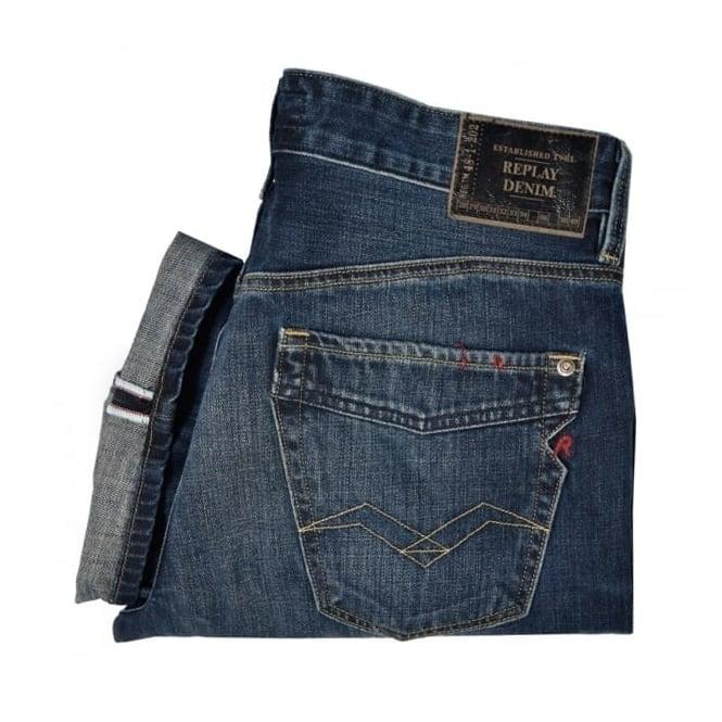 Replay Jeans Dark Wash Jimi Jeans Rep 923000