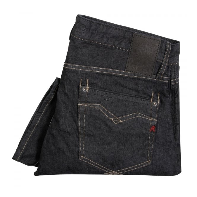 Replay Jeans Replay Newbill Dark Indigo Denim Jeans MA955 000