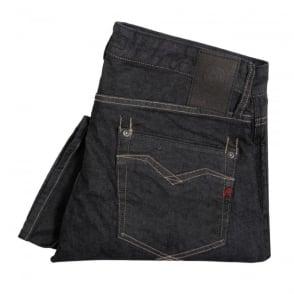 Replay Newbill Dark Indigo Denim Jeans MA955 000