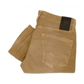 Replay Waitom Camel Denim Jeans M983Z