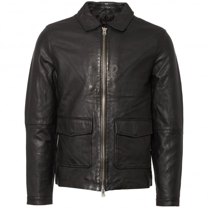 Human Scales Rolf Leather Jacket