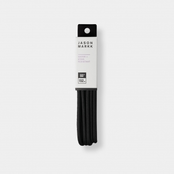 Round Shoelaces - Black