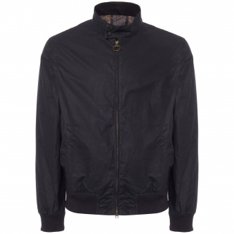 Navy Royston Jacket