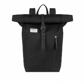 Sandqvist Dante Black Backpack SQA584