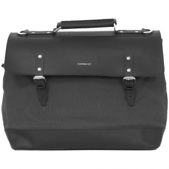 Black Sandqvist Jones Bag