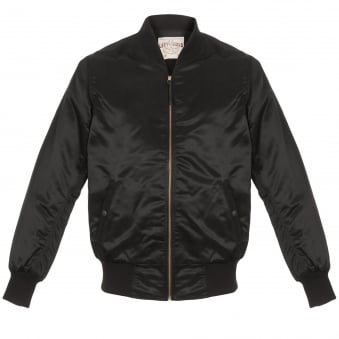 Leftfield NYC Car Club Black Jacket