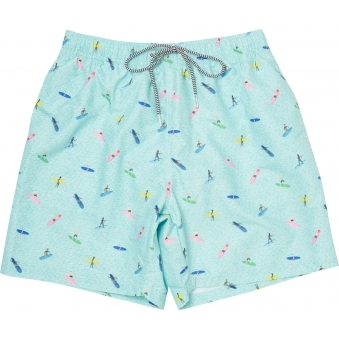 Sayulita Surf Swim Shorts