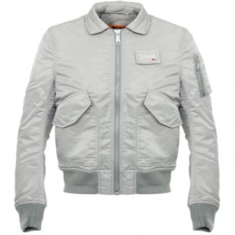 Schott CWU-R Silver Bomber Flight Jacket 210100