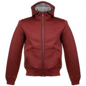 Schott NYC SW Blade 2 Bordeaux Hooded Jacket SWBLADE2