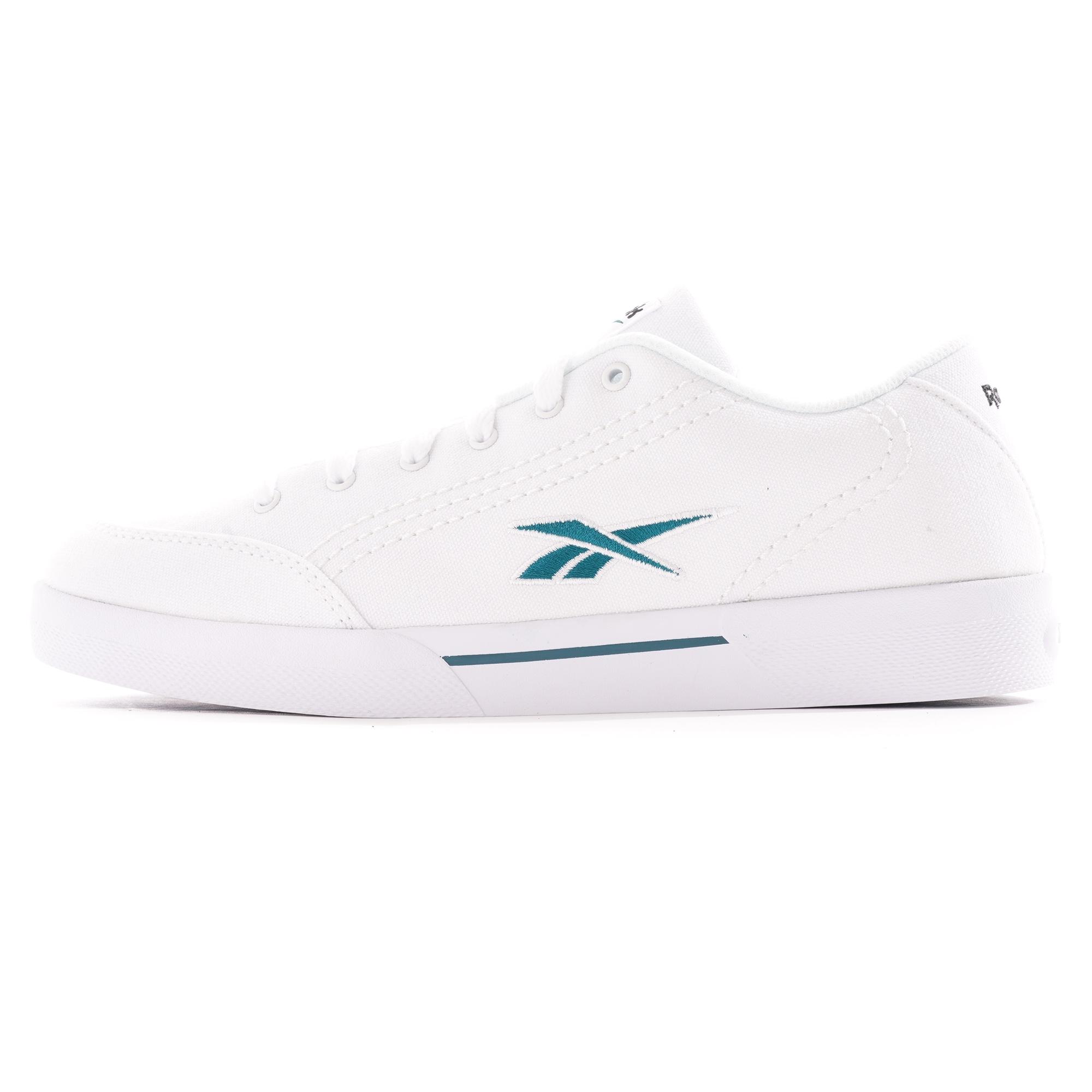 Reebok Slice Canvas Shoes   White