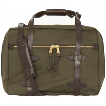 Otter Green Small Pullman Bag