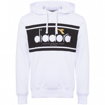 White Spectra Hoodie