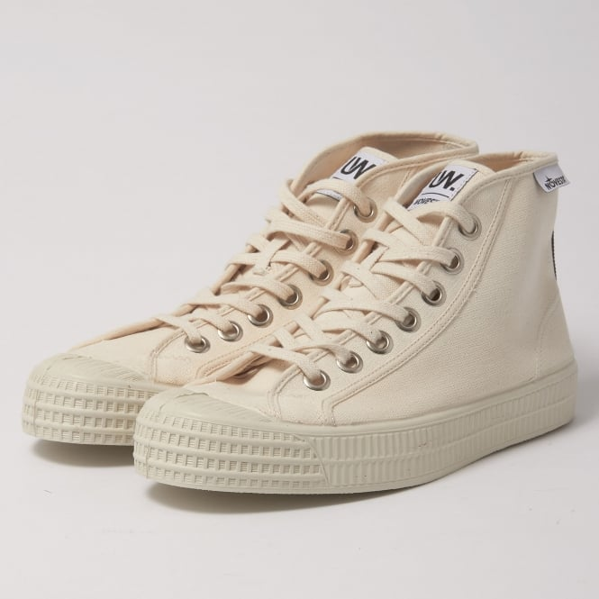 Universal Works x Novesta Star Dribble Hi Top Canvas Shoe