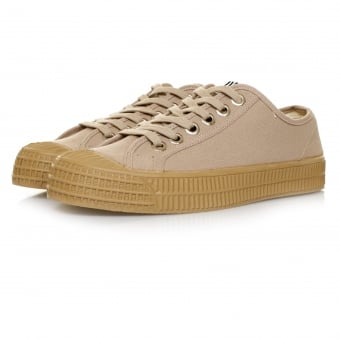 Star Master Canvas Shoe - Sand