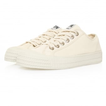 Star Master Canvas Shoes - Beige