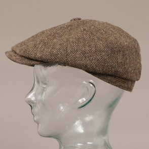7f8a39c31a8 Buy bailey galvin wool newsboy cap grey. Shop every store on the ...