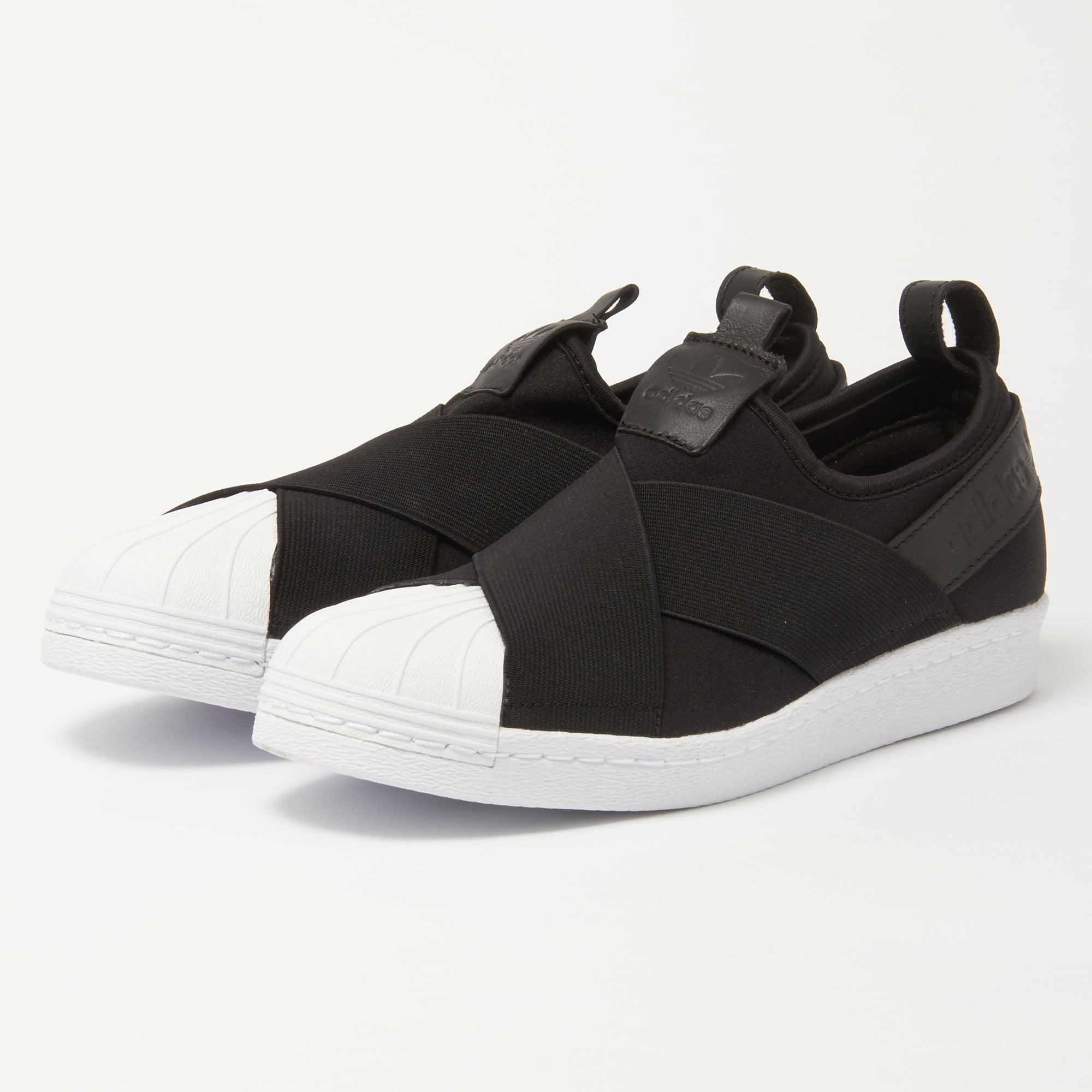 Adidas Superstar Slipon (Nero) Bz0112 Dandy Compagni