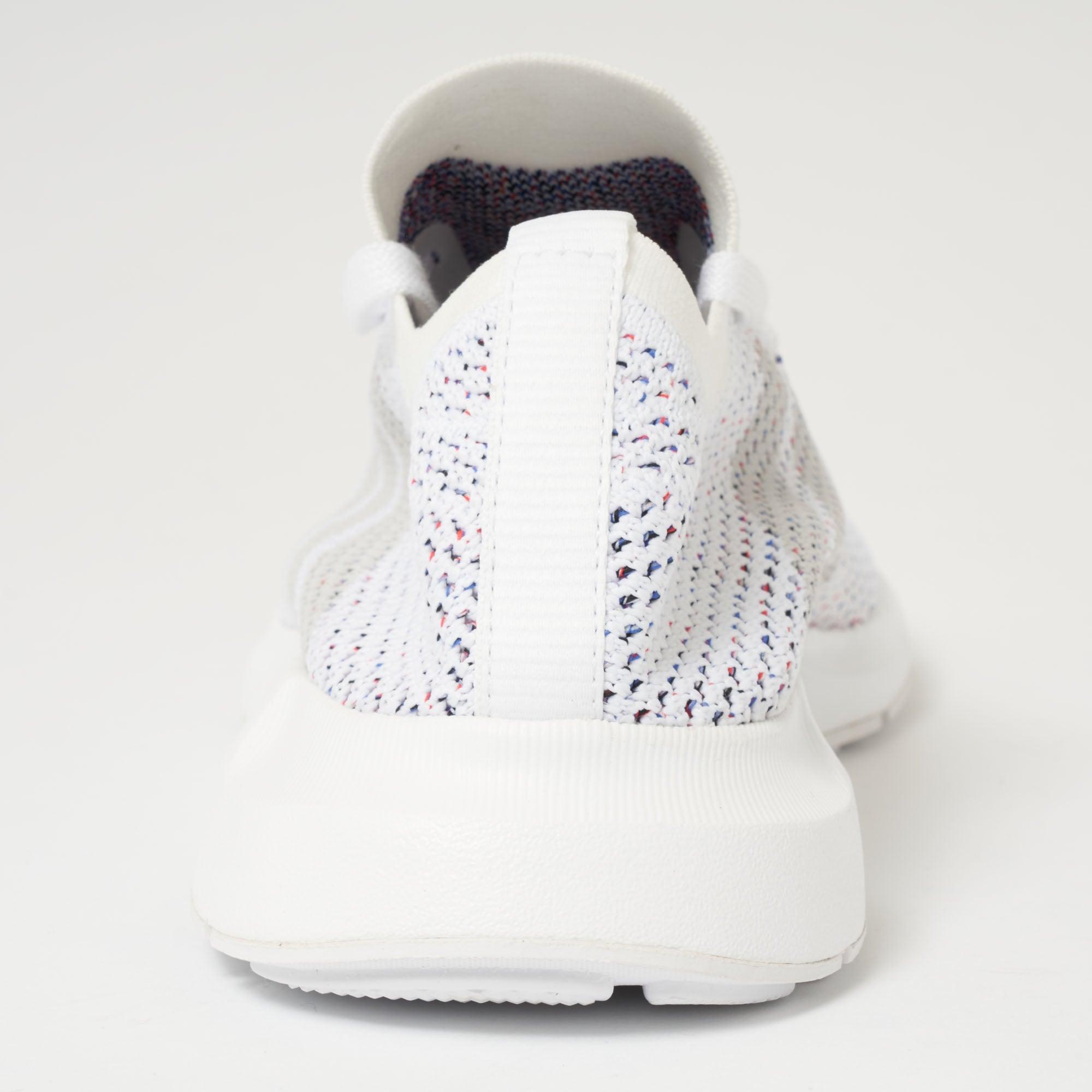 7aa8a6875bed Adidas Originals Swift Run PK (FTW White   Grey One) at Dandy Fellow