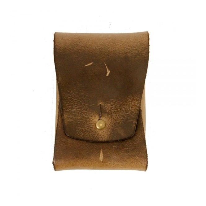 Tanner Goods Tan Leather Card Case