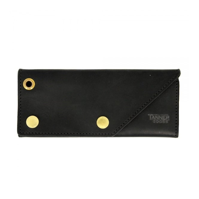 Tanner Goods Workman Black Leather Wallet
