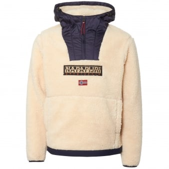 Beige Teide Fleece
