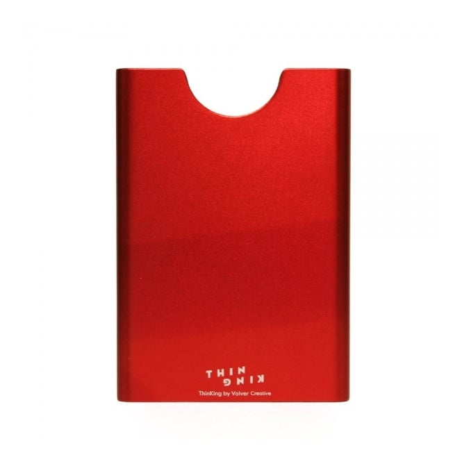 Thin King Credit Card Holder Thin King Red Card Holder 1084