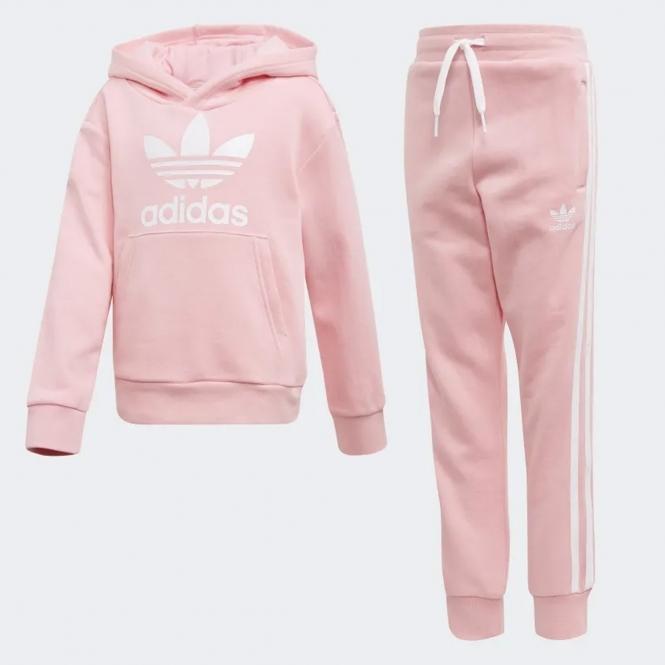 Pullovers & Sweatshirts Trefoil Hoodie Set