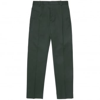 Dark Green Tristan Trousers