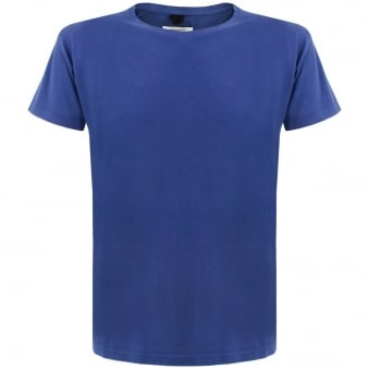 Uniforms for the Dedicated The usual Blue Pique T-Shirt 10021
